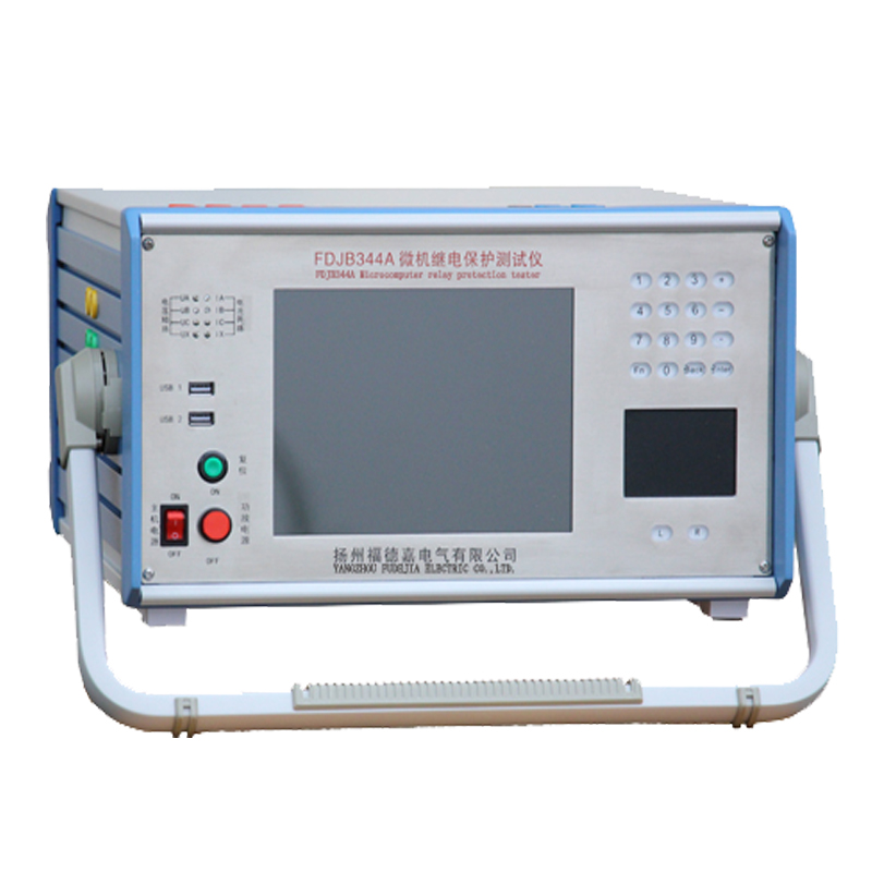 Protection Relay Test  FDJB344AE Microcomputer relay protection tester