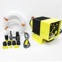 米顿罗加药泵LMI计量泵电磁隔膜泵C736-318TI流量30.3LPH压力4.1Bar
