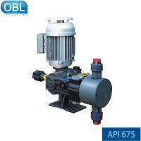 意大利OBL泵RBA-RBB柱塞计量泵