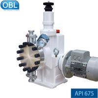 意大利OBL泵XL-XLB-XLC型液压隔膜计量泵 XL-XLB-XLC