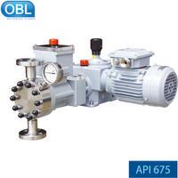意大利OBL泵X9液压隔膜计量泵