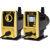 LMI全新PD7系列增强版电磁隔膜计量泵大屏幕显示