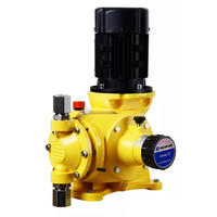 GB系列不锈钢泵头机械隔膜计量泵-米顿罗加药泵 GB1000SP1MNN
