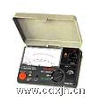 指针式絕緣電阻測試儀 3161