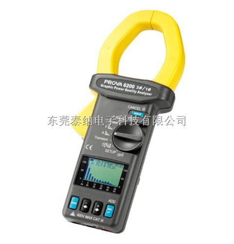 图形电力质量分析仪PROVA-6200